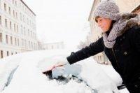 Уход за автомобилем зимой