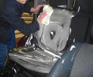 Химчистка сидений вашего авто
