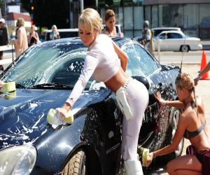 В каких местах нельзя мыть автомобиль